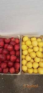Prodajem jabuke, crveni i zlatni delišes!