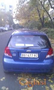 Beograd Chevrolet Kalos 1.2se 2004, povoljno