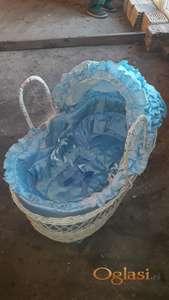 Korpa za iznošenje bebe iz porodilišta