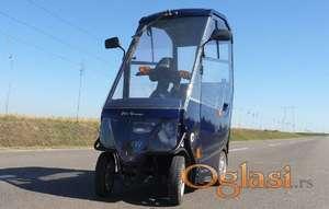 Elektricni skuter sa kabinom - garancija