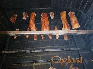 Domace dimljeno meso