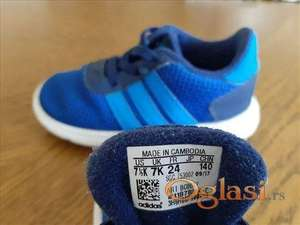 Adidas neo plave patike broj 24