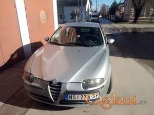 Prodajem Alfa Romeo 147 1,9 jtd 2004 godiste