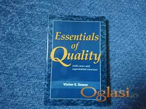 Essentials of Quality - Victor E. Sower
