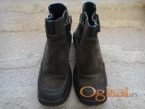Zelene cipele za zimu