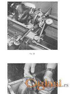 Massey Ferguson 130 - Radionički priručnik