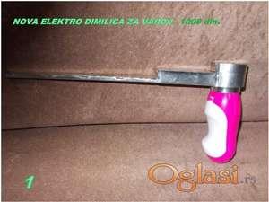 Elektro dimilica za varou u tri varijante