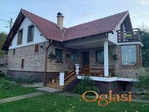 Fantasticna kuca na Dunavu - novogradnja