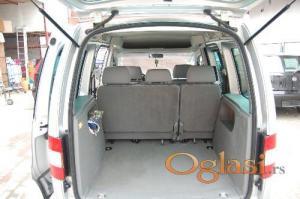 Čačak Volkswagen - VW Caddy 1.9 TDI LIFE 2005