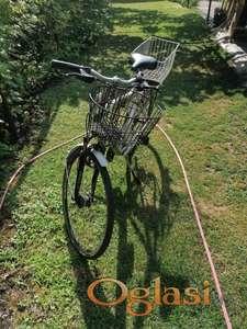 Prodajem biciklo skoro nov, malo vožen