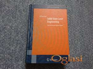 Solid-State Laser Engineering - Walter Koechner