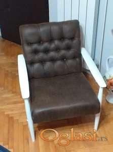 Retro fotelje,unikat br 5
