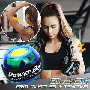 Mocna kugla za jačanje zgloba Power Ball