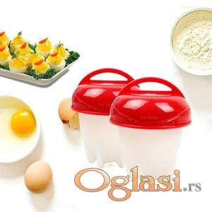Silikonski kalupi za kuvanje jaja