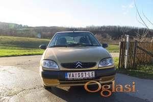 Citroen Saxo 1.1 2001. benzin