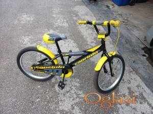 Bicikla capriolo 20 mustang