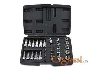Set profesionalnih ključeva TORX 34 kom