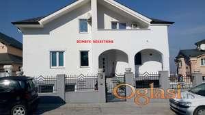 LUX KUĆA Su+Pr+1  Sr.Kamenica -Tatarsko brdo, novogradnja 200m plac 460m