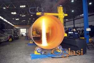 Stroj za rezanje plazmom i plinom CNC