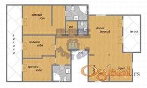 LUX PENTHOUSE BULEVAR EVROPE 021/6620-001
