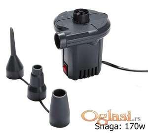Snažna vazdušna pumpa na 220v, snaga 170w, prtisak 0.055 bar