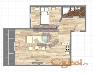 stan u izgradnji, odlična oprema i kvalitet!