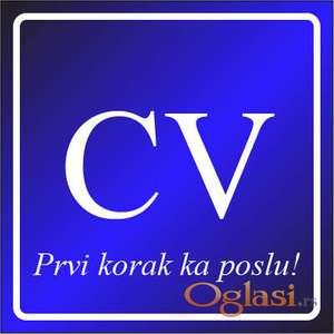 Pisanje CV-a i Propratnog pisma