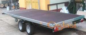 NOV Autoprikolica- Alfa Ten 23020 UNI 1800kg