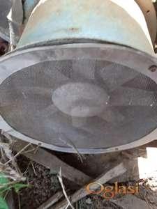Aksijalni ventilator za farme