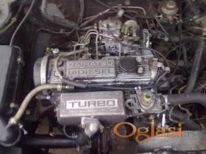 Šabac Daihatsu Charade td 1990
