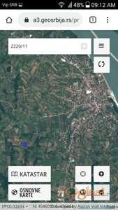 Poljoprivredno zemljiste u Grockoj