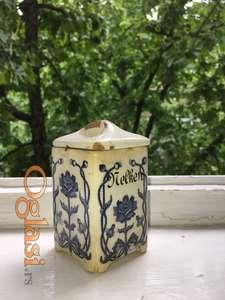 Starinska porcelanska dozna za zacine