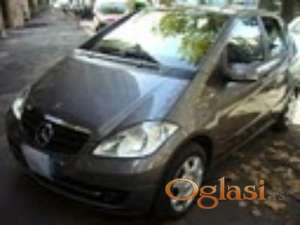 Novi Sad Mercedes Benz A 160 cdi 2008