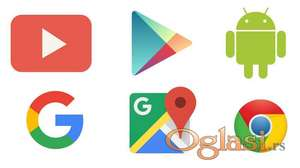 Huawei instalacija google servisa