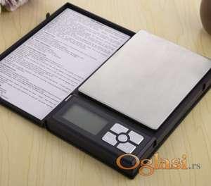 Precizna zlatarska vaga 0,01-500gr Notebook