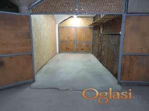 Zatvorena garaža