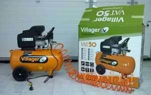 Kompresor 50 l-VILLAGER