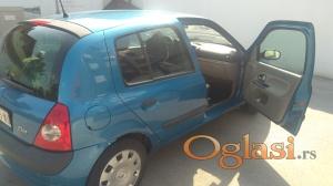 Prodajem sjajan Renault Clio 1.2 16V 2001. god