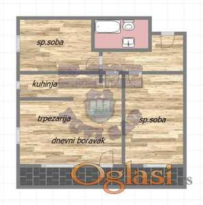 Odličan stan bez ulaganja 021/632-2111