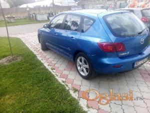 Ruski Krstur Mazda 3 2005