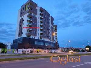 Dvosoban 42m gradi GALENS Avenija garden  Liman IV  NOVO