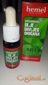 Organsko ulje divljeg origana - HEMEL