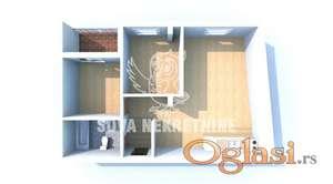 Trosoban stan u novogradnji u Prvomajskoj - PREDPRODAJA ID#1155