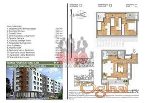 Četvorosoban stan u Centru! Novi Sad