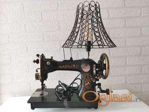 ADLER lampa rucni rad unikat
