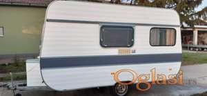 Kamp prikolica Adria kao nova kupljena u Srbiji ima racun