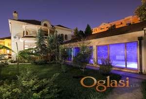 Luksuzna kuća na prestižnoj lokaciji!  0655491260 Milan