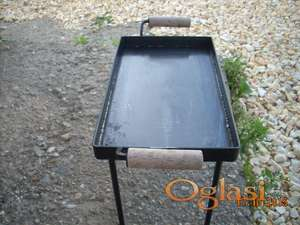 Mini Camp Grill :) ( 35cm x 20cm )
