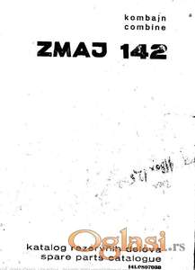 Zmaj 142 - Katalog delova