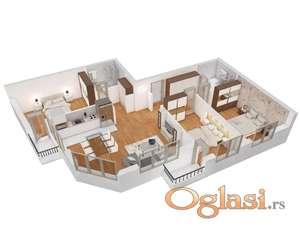 CENTAR, 98 m2, 202300 EUR